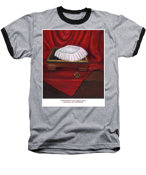 University Of Maryland School Of Nursing Baseball T-Shirt