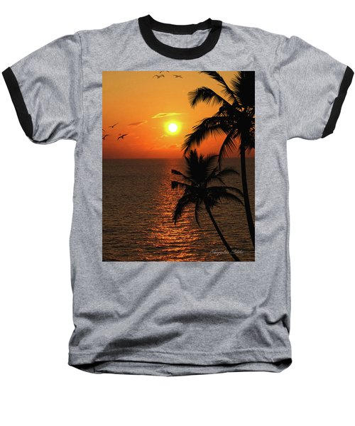 Unknown Paradise Baseball T-Shirt