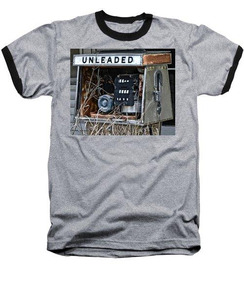 Unleaded Baseball T-Shirt