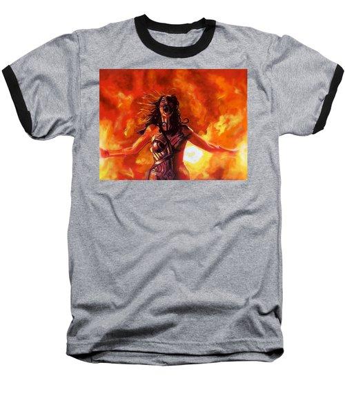 Unleashed Baseball T-Shirt