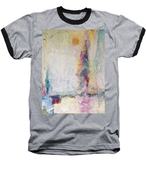 Sherbert Tales Baseball T-Shirt by Gallery Messina