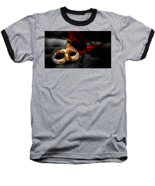 Unmasked Baseball T-Shirt