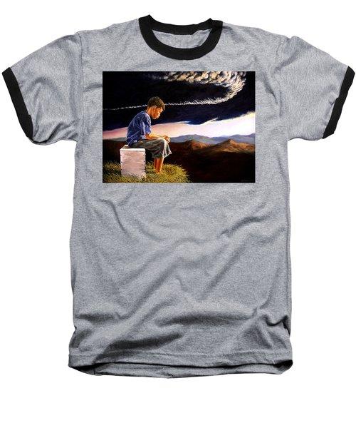 Unscarred Mountain Baseball T-Shirt