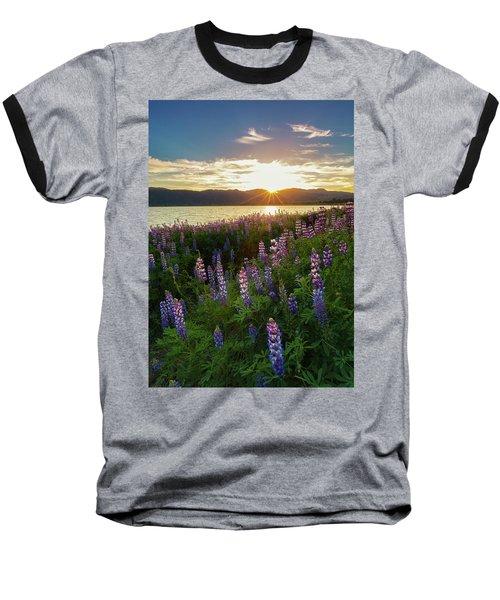 Untamed Beauty Baseball T-Shirt