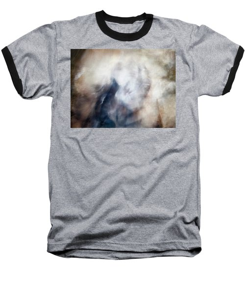 Untitled #0243, From The Soul Searching Series Baseball T-Shirt