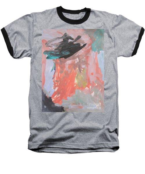 Untitled #11  Original Painting Baseball T-Shirt