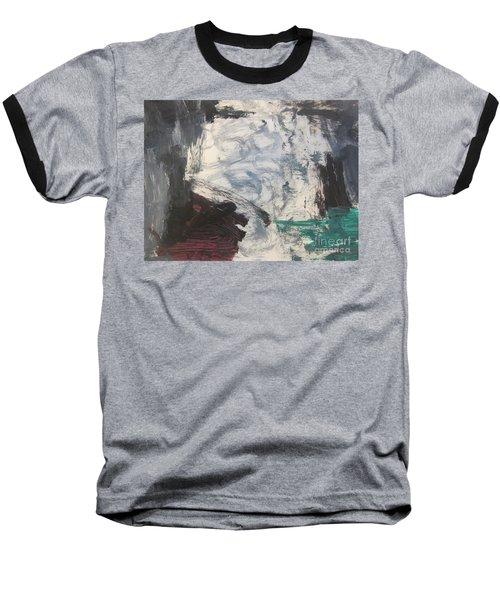Untitled 127 Original Painting Baseball T-Shirt