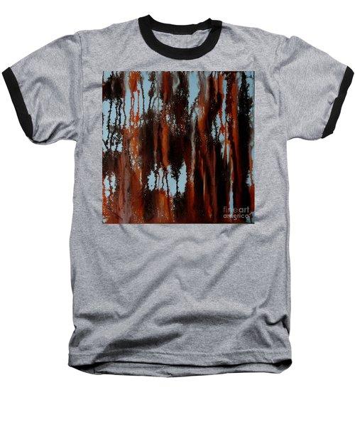 Sunset Of Duars Baseball T-Shirt