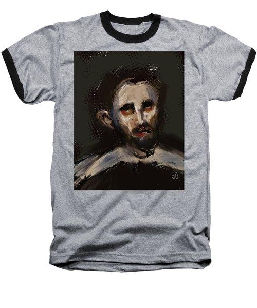 Untitled 23feb2017 Baseball T-Shirt by Jim Vance
