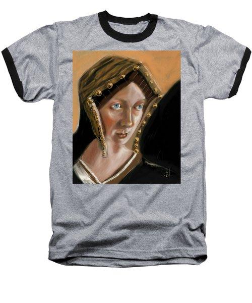 Untitled 25jan2017 Baseball T-Shirt by Jim Vance