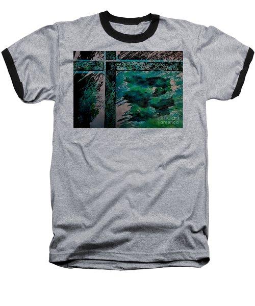 Fencing-1 Baseball T-Shirt