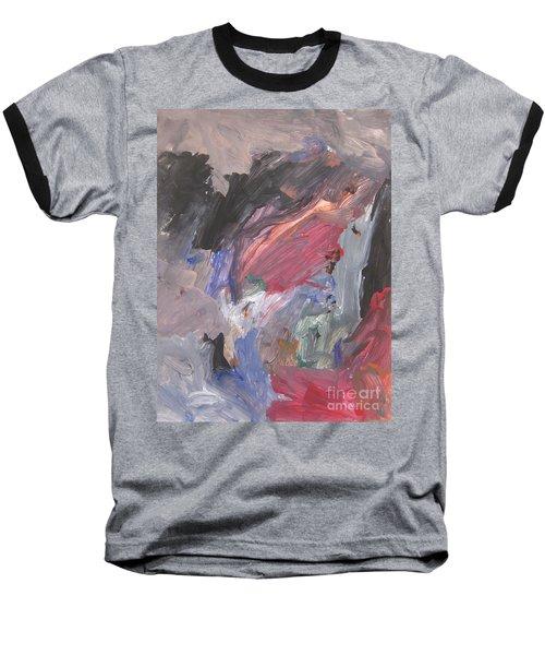 Untitled #6  Original Painting Baseball T-Shirt