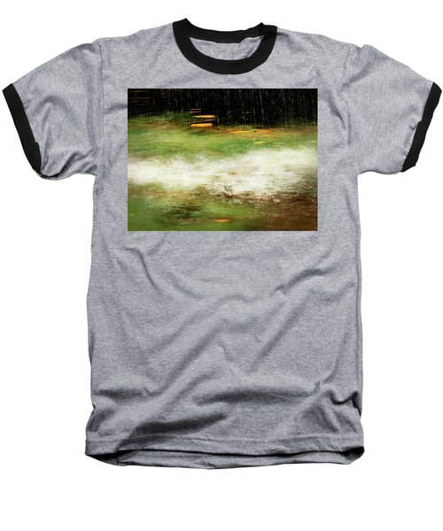 Untitled #8090498, From The Soul Searching Series Baseball T-Shirt
