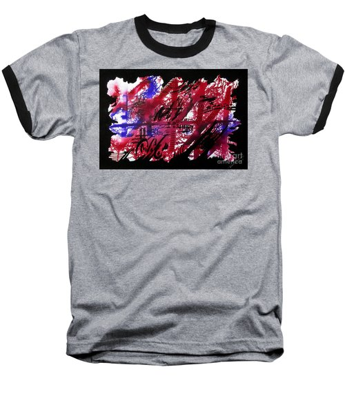 Untitled-92 Baseball T-Shirt