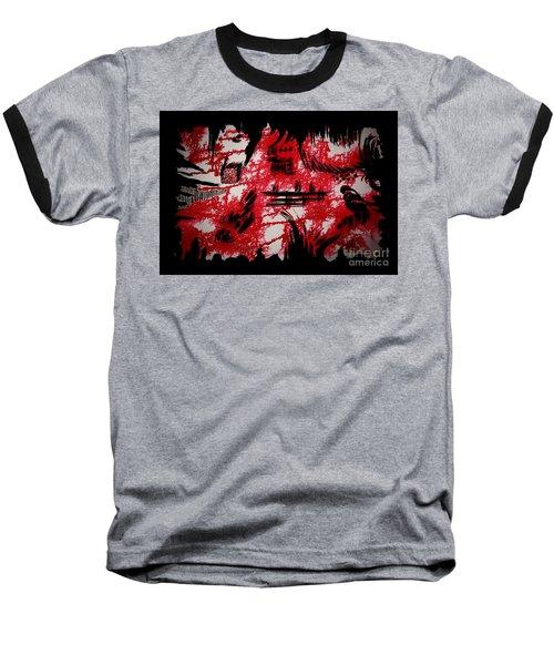Untitled-99 Baseball T-Shirt