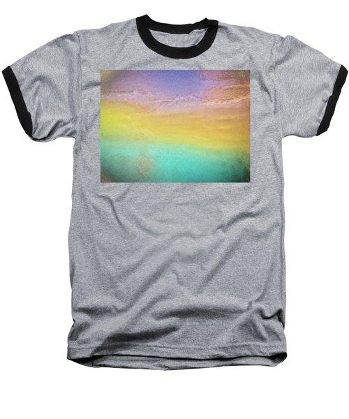 Untitled Abstract Baseball T-Shirt