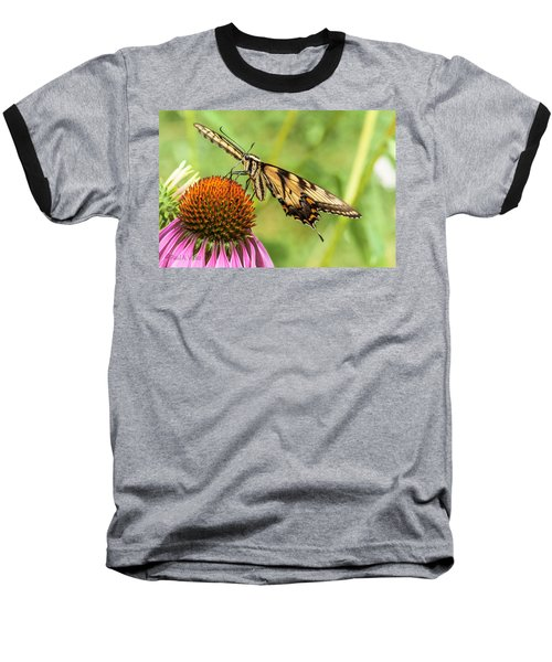 Untitled Butterfly Baseball T-Shirt