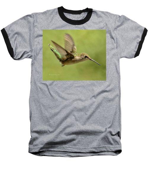 Untitled Hum_bird_one Baseball T-Shirt