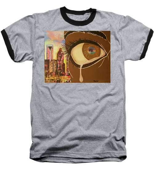 Untitled Tears Baseball T-Shirt