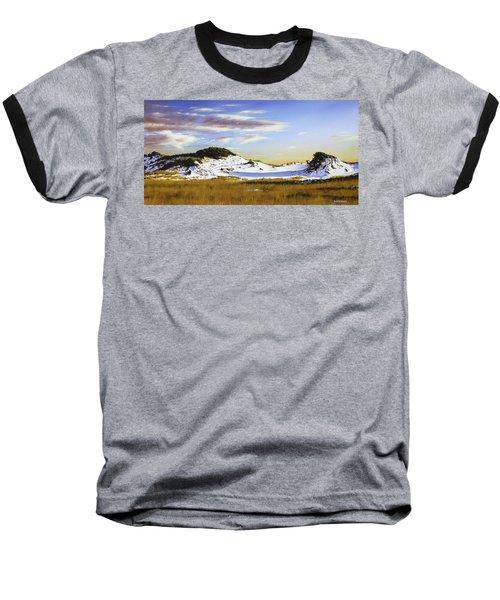 Unwalked Baseball T-Shirt by Rick McKinney