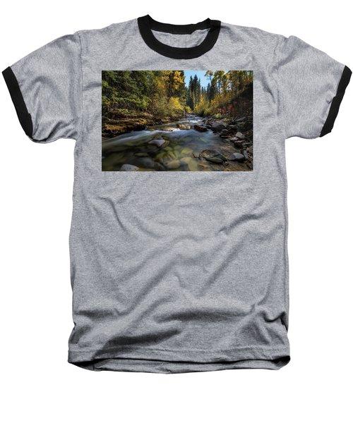 Up A Colorado Creek Baseball T-Shirt