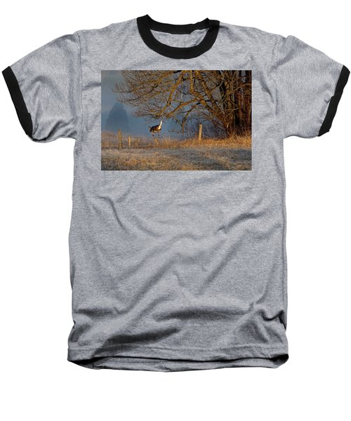 Up And Over Baseball T-Shirt