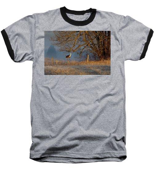 Up And Over Baseball T-Shirt