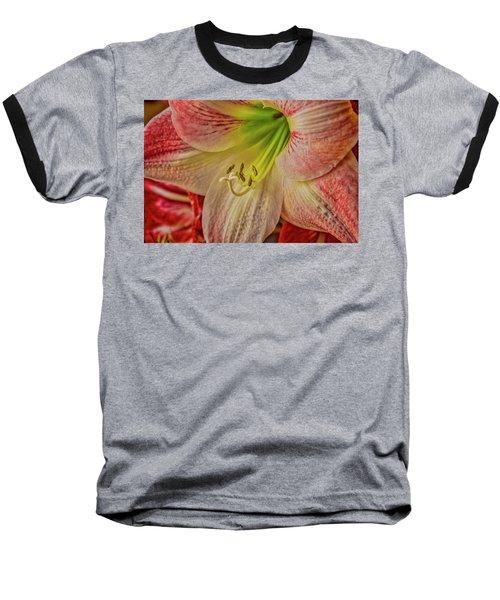 Up Close And Personal Baseball T-Shirt