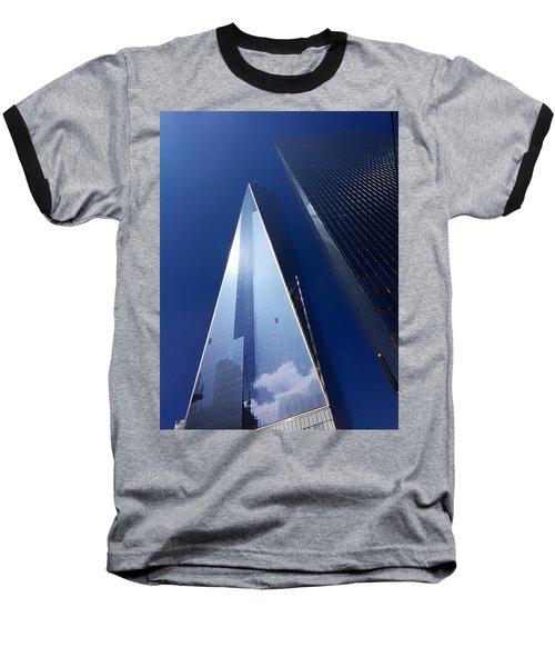 Up In New York Baseball T-Shirt
