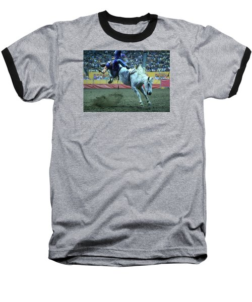 Up In The Air Baseball T-Shirt