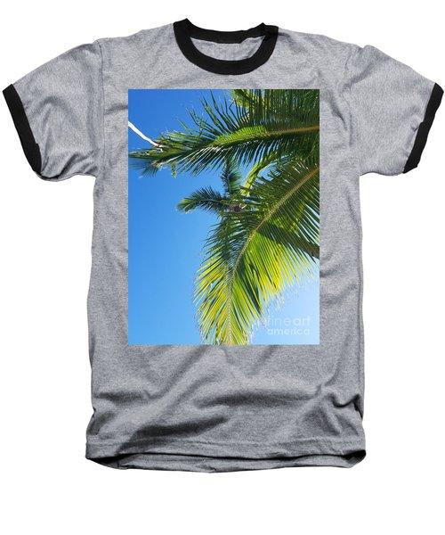 Up-palm Baseball T-Shirt