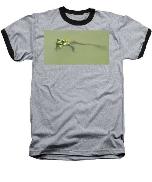 Up Periscope Baseball T-Shirt