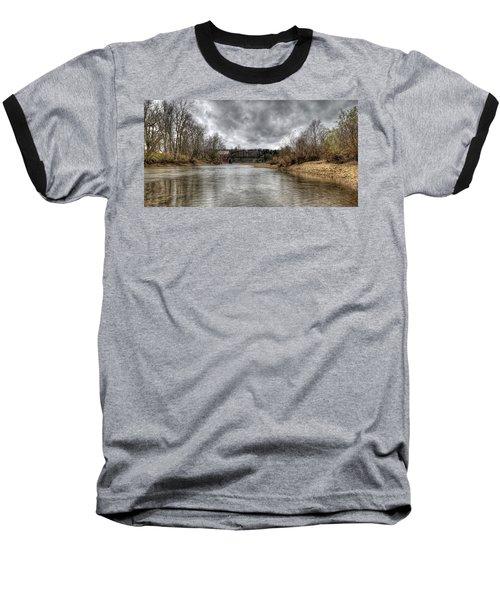 Up The Creek Baseball T-Shirt
