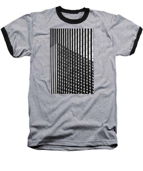 Architectural Digress Baseball T-Shirt