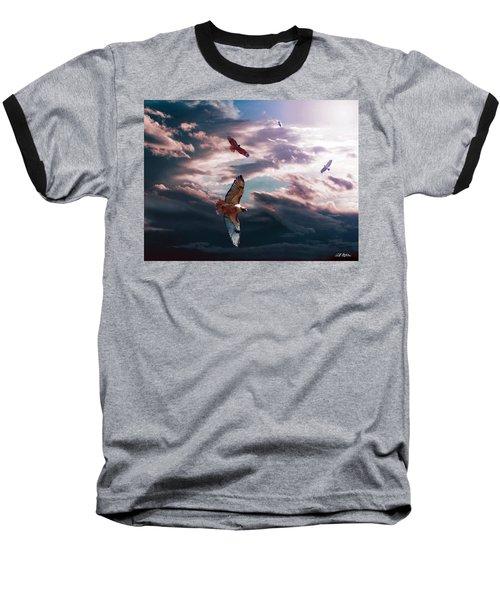 Up Up And Away Baseball T-Shirt