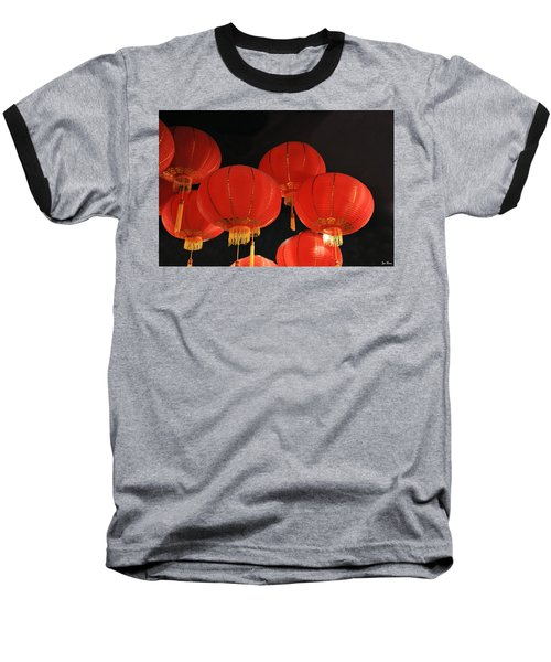 Baseball T-Shirt featuring the photograph Up Up And Away by Jan Amiss Photography