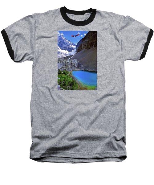 Up, Up, And Away Baseball T-Shirt