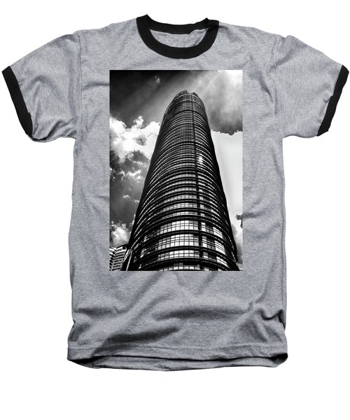 Baseball T-Shirt featuring the photograph Up Up And Up by Joseph Hollingsworth