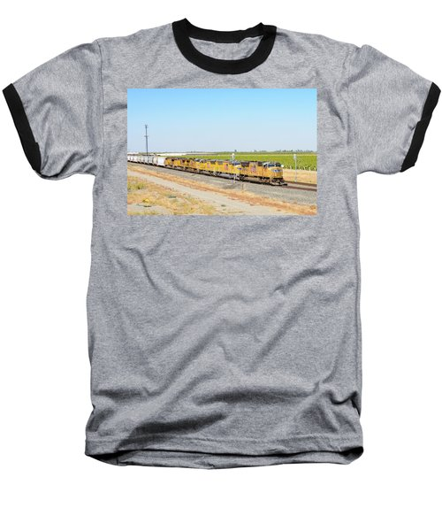 Baseball T-Shirt featuring the photograph Up4912 by Jim Thompson