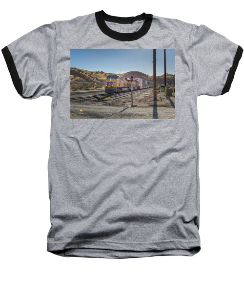 Baseball T-Shirt featuring the photograph Up7472 by Jim Thompson