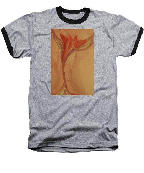Uplifting Baseball T-Shirt by The Art Of Marilyn Ridoutt-Greene