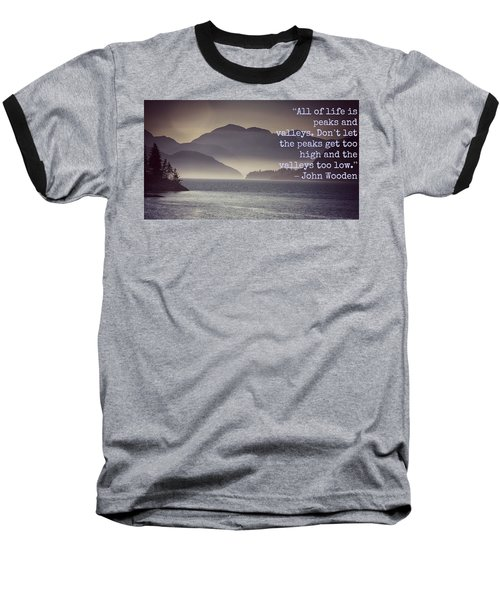Uplifting244 Baseball T-Shirt