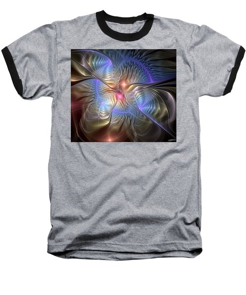 Upon The Wings Of Music Baseball T-Shirt