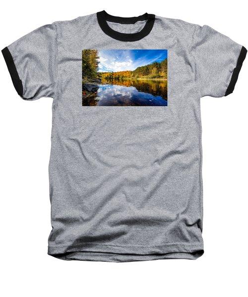 Upper Ammonoosuc River Baseball T-Shirt
