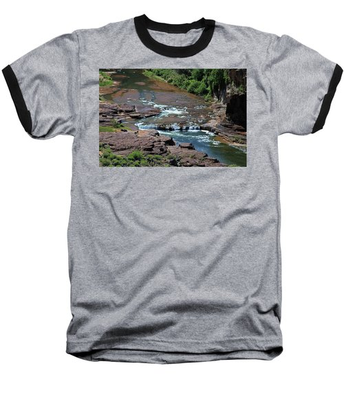 Baseball T-Shirt featuring the photograph Upper Salt by Gary Kaylor