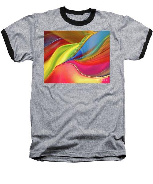 Upside Down Inside Out Baseball T-Shirt