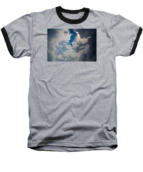 Baseball T-Shirt featuring the photograph Upward by Carlee Ojeda
