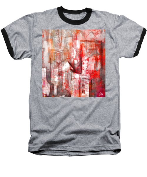 Urban #10 Baseball T-Shirt by Kim Gauge