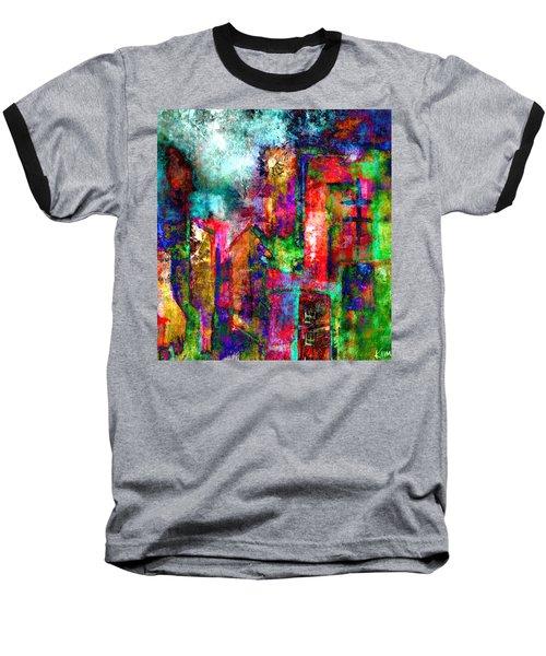 Urban #8 Baseball T-Shirt by Kim Gauge