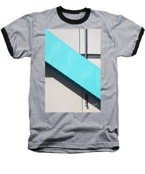 Urban Abstract 1 Baseball T-Shirt